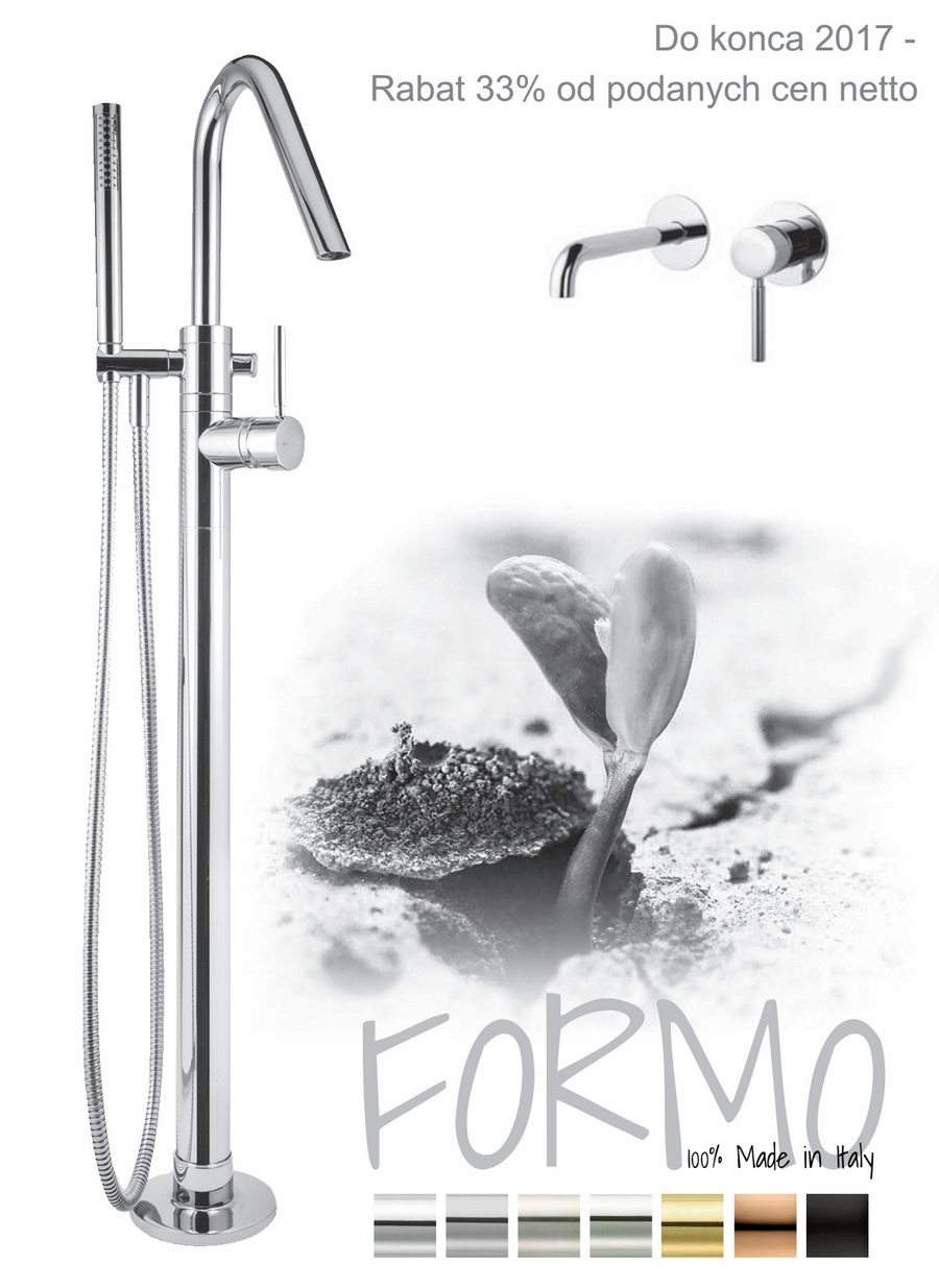 FORMO BATERIE DESIGN MULTI-FINISH